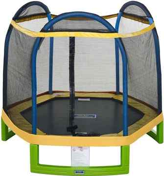 Best-Trampoline-for-8-year-old-Bounce-Pro-7-My-First-Trampoline