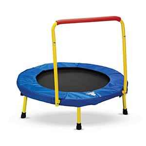 Fold-and-Go-Trampoline-Best-Trampoline-For-2-year-old