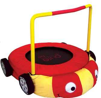 Pure-Fun-Kids-Jumper-Race-Car-Mini-Trampoline