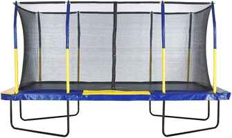 Upper-Bounce-Rectangular-Trampoline-With-Enclosure