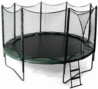 alleyoop 14 variablebounce trampoline