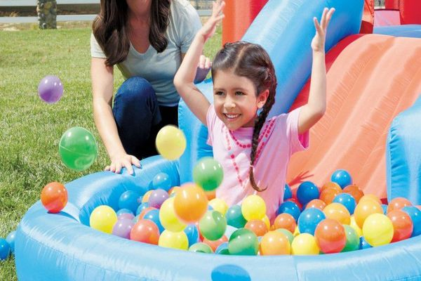 ball pits for kids