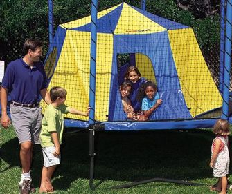 JumpSport-Tr&oline-Tent-gettr&oline.com & Buying The Best Trampoline Tent | GetTrampoline.com