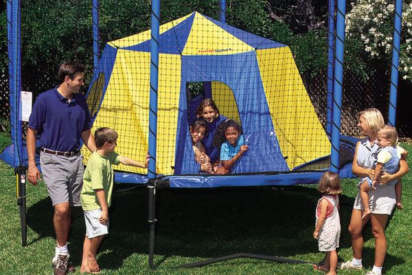 JumpSport-Tr&oline-Tent-gettr&oline.com & Buying The Best Trampoline Tent | GetTrampoline.com