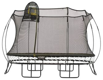 Springfree-Trampoline-Large-Oval-Smart-Trampoline-With-Basketball-Hoop