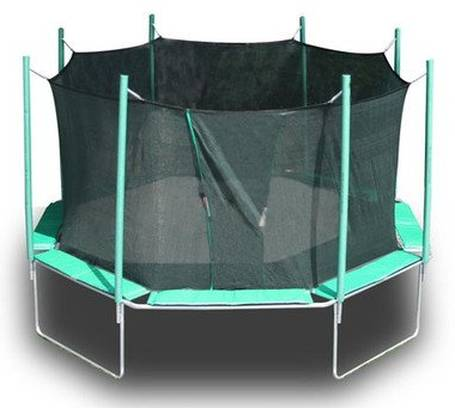 trampoline 450 lb weight limit