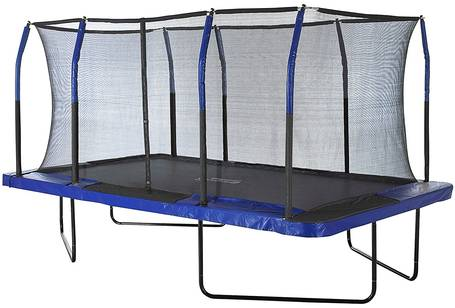 trampoline 500 lb weight limit