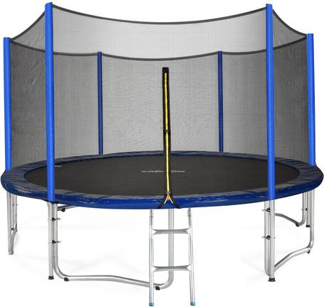 trampoline with 300 lb weight limit
