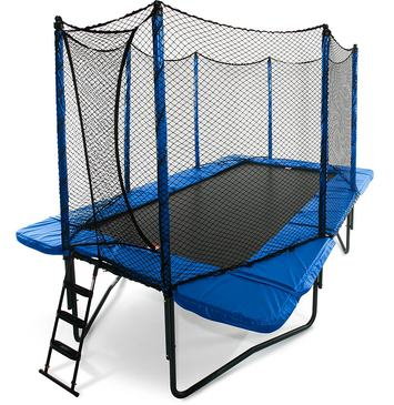 17 Ft Trampoline Really Big Trampolines Gettrampoline Com
