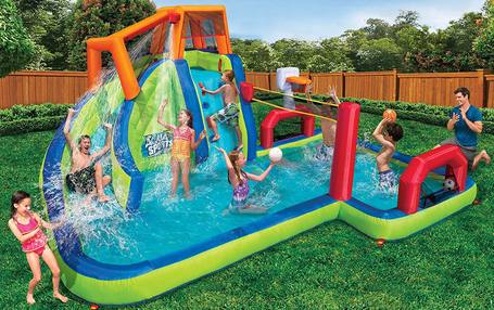 Banzai-Aqua-Sports-Inflatable-Water-Park-kids