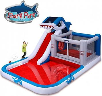 Blast-Zone-Shark-Park-Inflatable-Water-Park-Bouncer