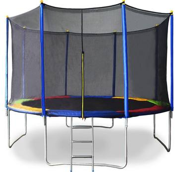 Clevr-12-foot-trampoline-review