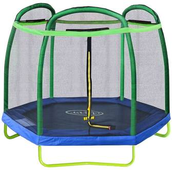 Clevr-7-foot-trampoline-review