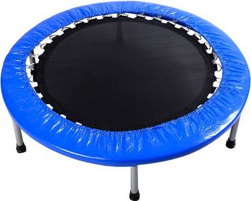 Giantex-38-mini-rebounder-trampoline-with-padding
