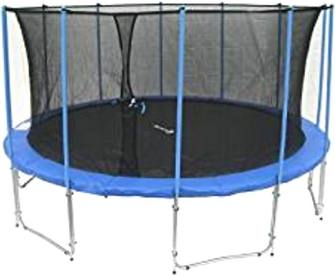 Jump-Power-14-round-trampoline-with-safety-net-steelflex