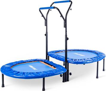 Review-Merax-Kids-Mini-Trampoline-Parent-Child-Trampoline-With-Adjustable-Handlebar