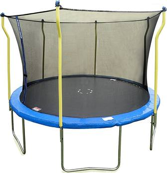 Sportspower-12-feet-trampoline-with-enclosure-review