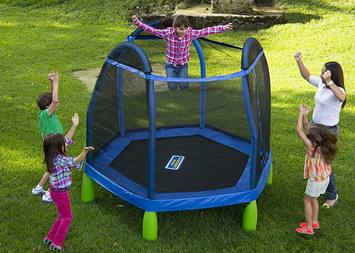 Sportspower-My-First-Trampoline-Review-kids