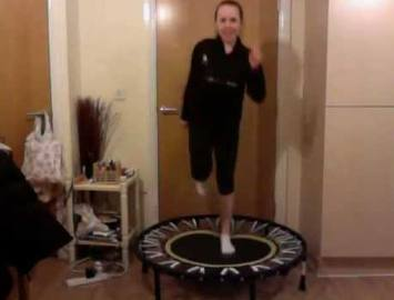 Trampoline-workout-for-runners