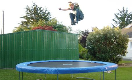 when-did-trampolines-become-popular