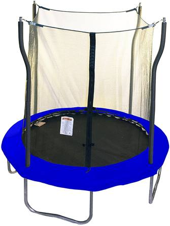 Kinetic-Trampoline-with-enclosure-8-foot-review