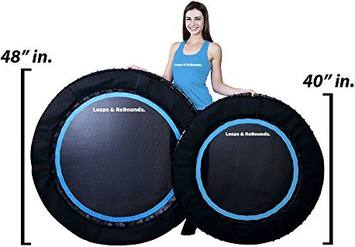 Leaps-and-rebounds-rebounder-mini-trampoline-review-sizes