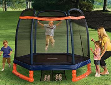 Little-Tikes-Trampoline-weight-limit