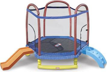 Little-tikes-7-climb-n-slide-trampoline-review