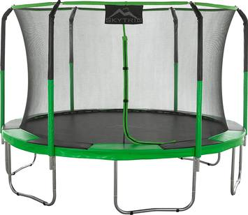 Skytric-Trampoline-11-feet-green-review
