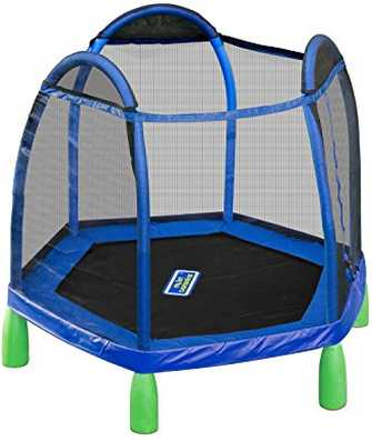 Best-kids-trampoline-under-150-dollars-Sportspower-84-My-First-Trampoline