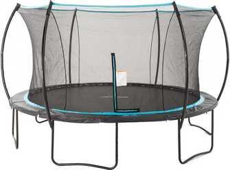 Best-trampoline-under-500-dollars-SkyBound-Cirrus-14-ft-Trampoline-with-Full-Enclosure-Net-System