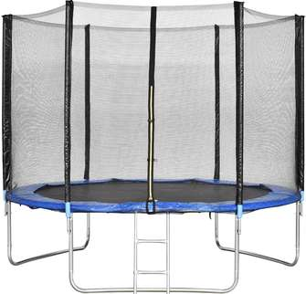 Cheapest-15-foot-trampolines-Giantex-Trampoline-Combo-Bounce-Jump-Safety-Enclosure-Net