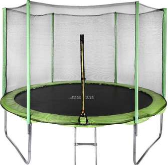 cheap-10-foot-trampoline-with-enclosure-ladder-north-gear