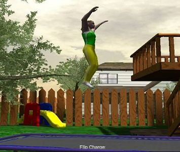 Walaber's trampoline v1. 1 (windows game 2006) youtube.
