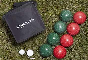 best-backyard-bocce-ball-set-on-a-budget-AmazonBasics-Bocce-Ball-Set-on-grass-opt