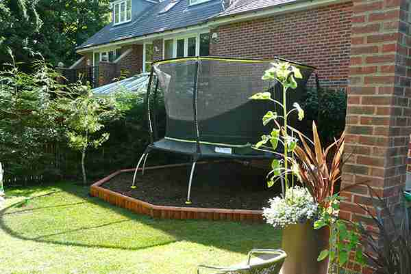 Best Backyard Trampoline for a Small Yard