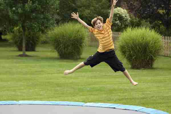 Does Jumping on a Trampoline Help You Grow Taller