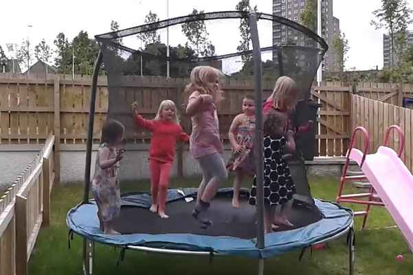 How Long do Trampolines Last Increase The Life Expectancy