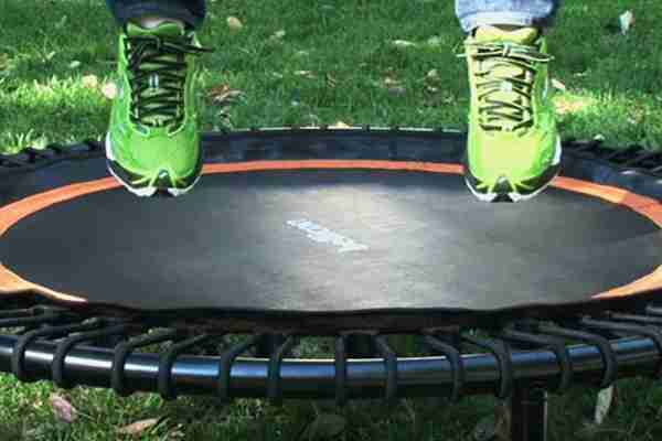 Rebounding Barefoot Should You Wear Shoes on a Rebounder