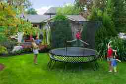 So Which Trampoline Should Be In Your Backyard