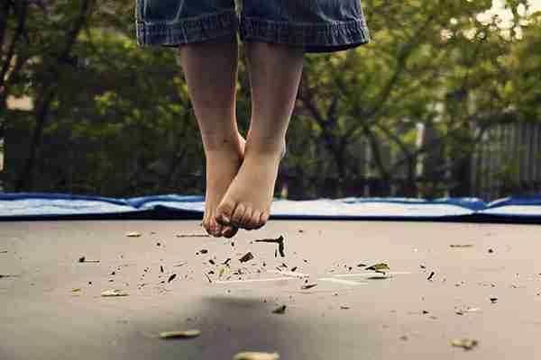 What Are Trampolines Made Of Frames Springs and Mat