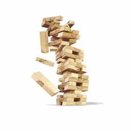 Can You Stop the Jenga Tower From Falling?