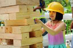 Is Giant Jenga Dangerous?