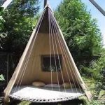 Camping on a Trampoline Ideas