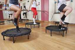 Rebounder Exercises for the Lymphatic System