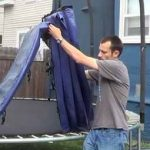 9. Store the Trampoline Properly