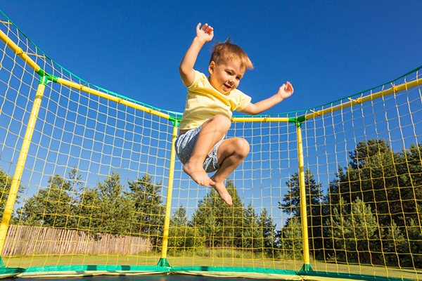 How Does a Trampoline Help a Child Development (13 Benefits)