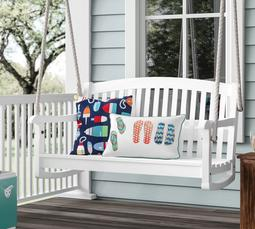 How-Much-Room-Do-You-Need-Behind-a-Porch-Swing