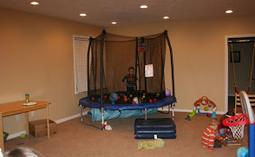 Indoor-Trampoline-for-Basement