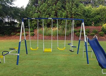 Swing-Set-For-Small-Yards-XDP-Recreation-Playground-Galore-Swing-Set